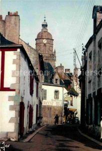 AK / Ansichtskarte Le Croisic Vieille rue dans le quartier de l Eglise Kat. Le Croisic