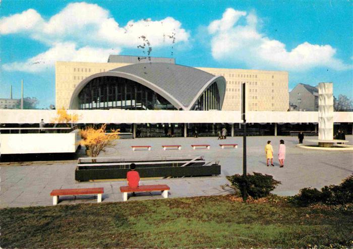 AK / Ansichtskarte Dortmund Stadttheater Kat. Dortmund