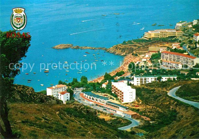 AK / Ansichtskarte Rosas Costa Brava Cataluna Canyelles Grosses Tipico paisaje Kat. Alt Emporda