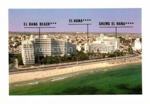 AK / Ansichtskarte Sousse El Hana Beach El Hana Shems El Hana Hotels Kat. Tunesien