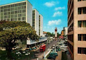 AK / Ansichtskarte Colombo Ceylon Sri Lanka Queens Street  Kat. Colombo