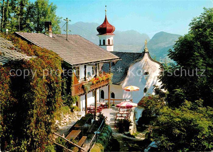 AK / Ansichtskarte Strass Zillertal Wallfahrtsort Maria Brettfall Kat. Strass im Zillertal