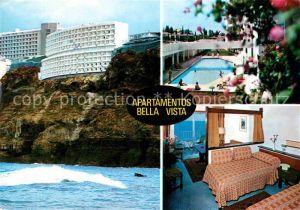 AK / Ansichtskarte Puerto de la Cruz Apartementos Bella Vista Kat. Puerto de la Cruz Tenerife