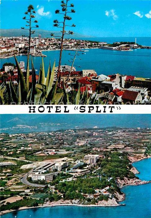 AK / Ansichtskarte Split Spalato Panorama  Kat. Split