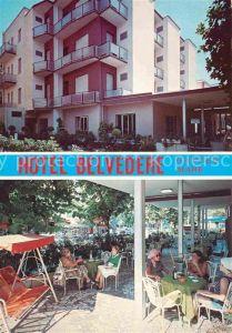 AK / Ansichtskarte Gatteo Mare Hotel Belvedere