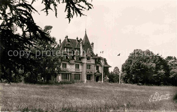 AK / Ansichtskarte Rambouillet Chateau du Vieux Moulin Kat. Rambouillet