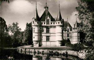 AK / Ansichtskarte Azay le Rideau Chateau Kat. Azay le Rideau