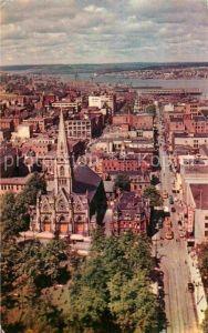 AK / Ansichtskarte Halifax Nova Scotia Barrington Street Kat. Halifax