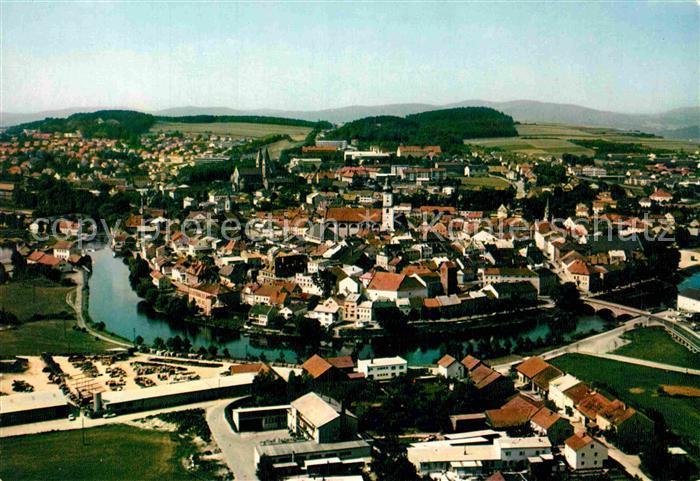 AK / Ansichtskarte Cham Oberpfalz  Kat. Cham