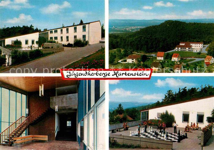 AK / Ansichtskarte Hartenstein Mittelfranken Jugendherberge Kat. Hartenstein