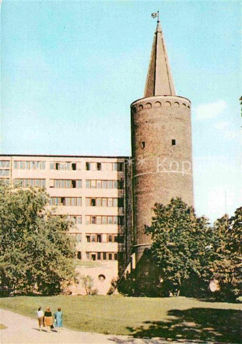 AK / Ansichtskarte Opole Oberschlesien Wieza Piastowska  Kat. Oppeln Oberschlesien