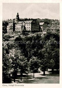 AK / Ansichtskarte Gera Schloss Osterstein Kat. Gera