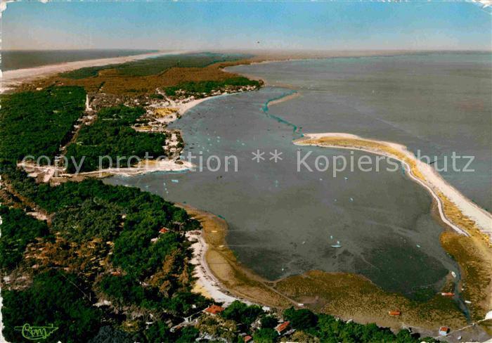 AK / Ansichtskarte Cap Ferret Luftaufnahme Kat. Lege Cap Ferret