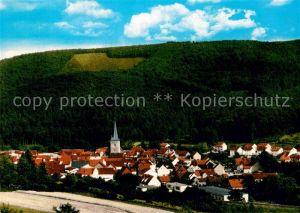 AK / Ansichtskarte Waldkappel Panorama Kat. Waldkappel