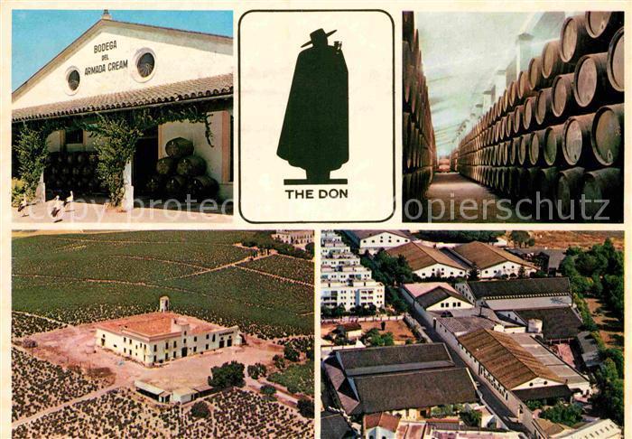 AK / Ansichtskarte Jerez de la Frontera Dry Don  Kat. Jerez de la Frontera