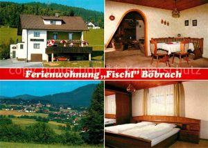 AK / Ansichtskarte Boebrach Ferienwohnung Fischl Kat. Boebrach