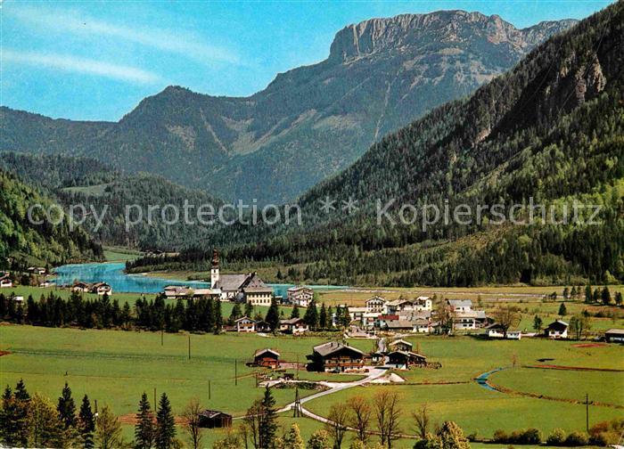 AK / Ansichtskarte St Ulrich Pillersee Steinspitze Kat. St. Ulrich am Pillersee