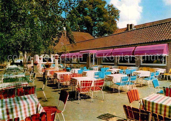 AK / Ansichtskarte Neukloster Niederelbe Spezialitaeten Restaurant Seeburg Kat. Buxtehude