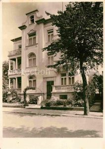 AK / Ansichtskarte Bad Nauheim Kurpension Haus Habsbug Kat. Bad Nauheim