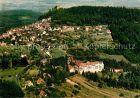AK / Ansichtskarte Ebersteinburg Fliegeraufnahme Kat. Baden Baden