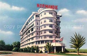 AK / Ansichtskarte San Juan Puerto Rico Hotel Normandie Kat. San Juan