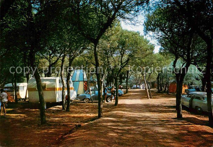 AK / Ansichtskarte Costa da Caparica Parque de Campismo da Orbitur