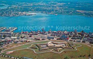 AK / Ansichtskarte Halifax Nova Scotia Fliegeraufnahme with Citadel  Kat. Halifax