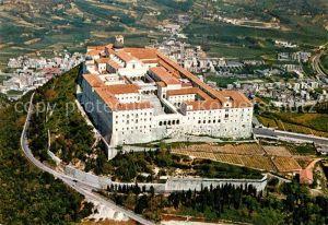 AK / Ansichtskarte Montecassino Abbazio vista dall aereo Kloster Kat.