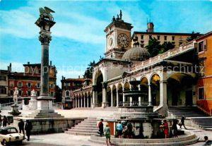 AK / Ansichtskarte Udine Piazza Liberta Loggia San Giovanni Kat. Udine