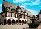 AK / Ansichtskarte Goslar Hotel Kaiser Worth Brunnen Kat. Goslar