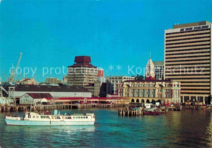 AK / Ansichtskarte Auckland Harbour Kat. Auckland