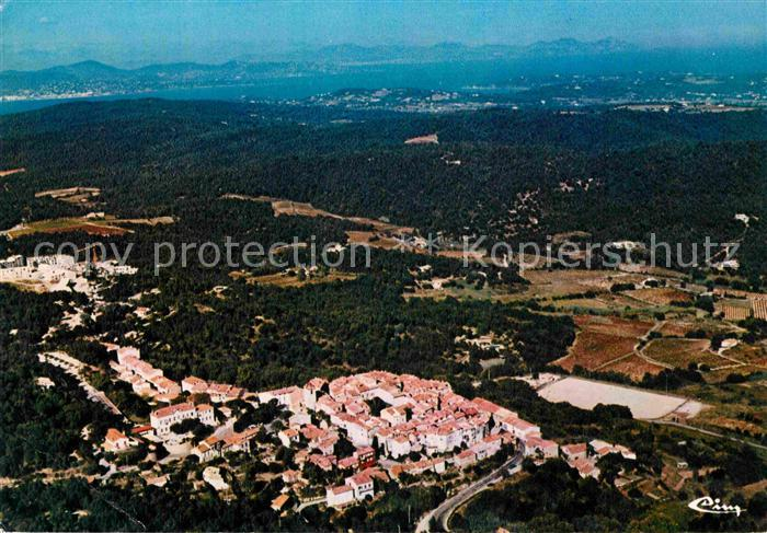 AK / Ansichtskarte Ramatuelle Vue panoramique aerienne Kat. Ramatuelle