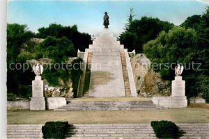 AK / Ansichtskarte Ajaccio Monument de l Empereur Napoleon I Kat. Ajaccio