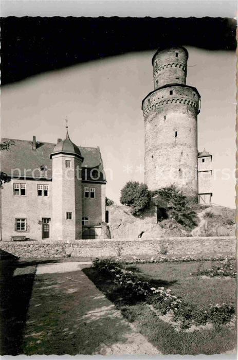 AK / Ansichtskarte Idstein Jugendherberge Hessenturm Kat. Idstein