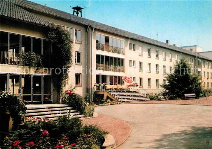 AK / Ansichtskarte Bonn Rhein Haus der Frauenhilfe Kat. Bonn
