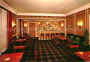 AK / Ansichtskarte Roma Rom Grand Hotel Le Rallye Bar Kat.