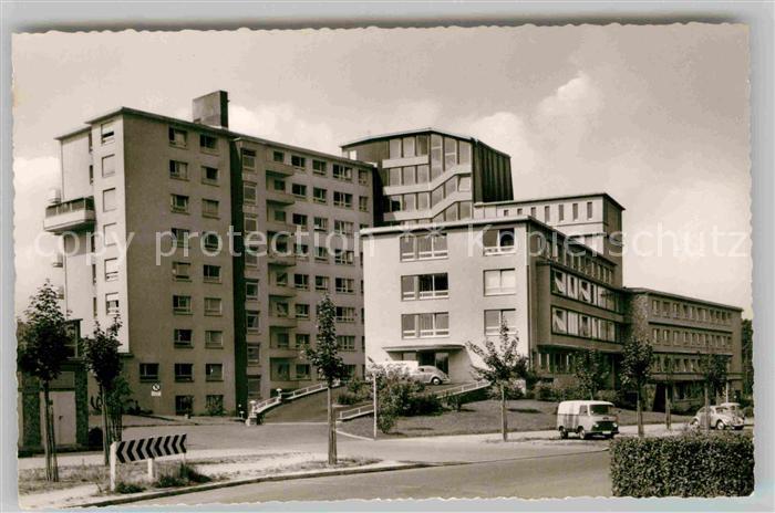 AK / Ansichtskarte Frankfurt Main Marcus Krankenhaus Kat. Frankfurt am Main