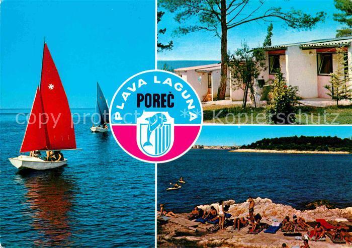 AK / Ansichtskarte Porec Playa Laguna Kat. Kroatien