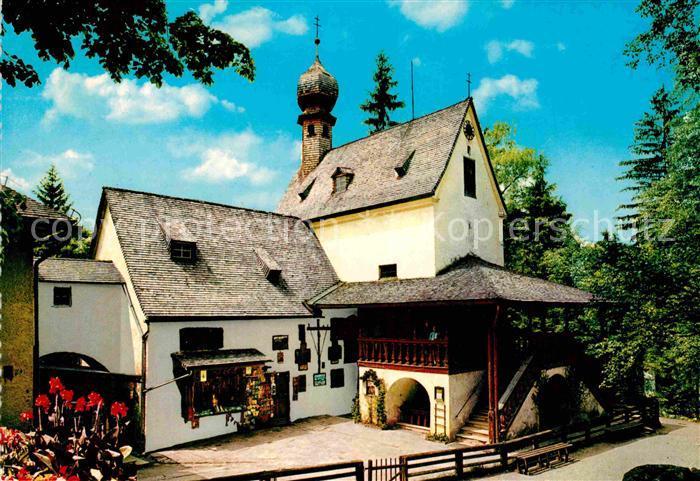 AK / Ansichtskarte Fischbachau Wallfahrtskapelle Kat. Fischbachau