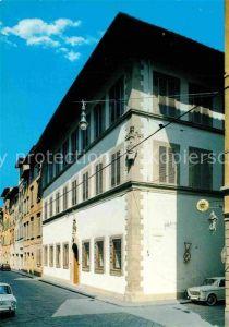 AK / Ansichtskarte Firenze Toscana Buonarroti Haus Fassade Kat. Firenze