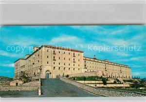 AK / Ansichtskarte Montecassino Lato sud ovest Kat.