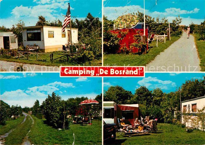 AK / Ansichtskarte Willemsoord Camping De Bosrand Details Kat. Den Helder