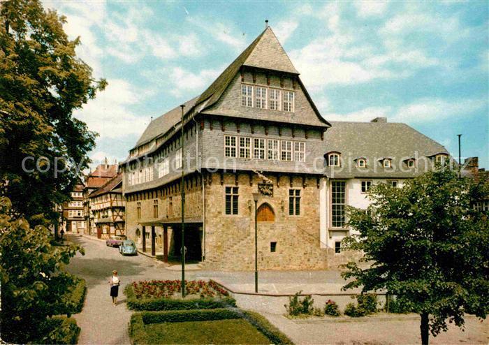 AK / Ansichtskarte Fritzlar Rathaus aeltestes Rathaus Deutschlands Kat. Fritzlar