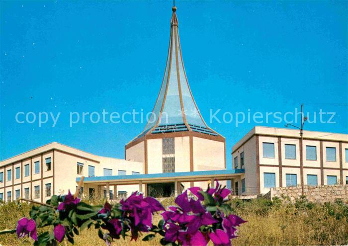 AK / Ansichtskarte Ragusa Sizilien Centro Sociale S Cuore Padri Gesuiti