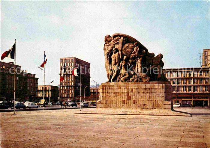 AK / Ansichtskarte Le Havre Monument aux Morts Kat. Le Havre