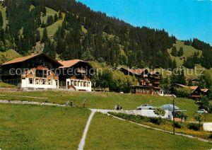 AK / Ansichtskarte Adelboden Hotel Pension Schlegeli Kat. Adelboden