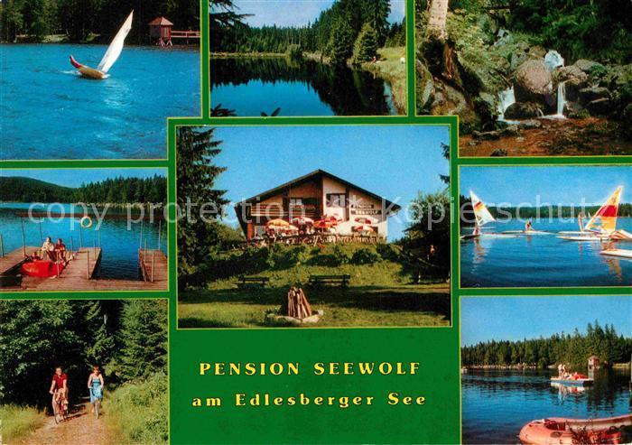 AK / Ansichtskarte Edelsberg Pension Seewolf Kat. Weinbach