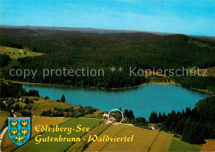 AK / Ansichtskarte Edelsberg Fliegeraufnahme Kat. Weinbach