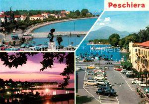 AK / Ansichtskarte Peschiera Lago di Garda