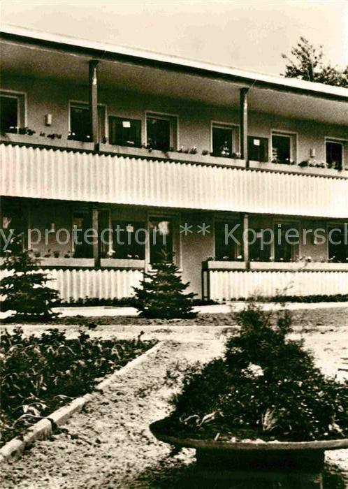 AK / Ansichtskarte Remschuetz Saalfeld Betriebspionierlager Magnus Poser VEB Carl Zeiss Bettenhaus